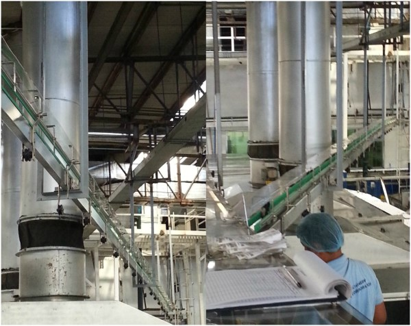cable conveyor